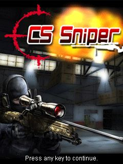 Mobile game CS Sniper - screenshots. Gameplay CS Sniper