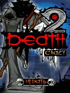 Download free mobile game: Crazy Death 2 - download free games for mobile phone