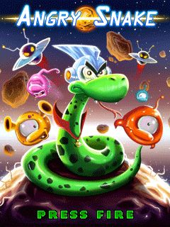 Mobile game Angry snake (Furious snake) - screenshots. Gameplay Angry snake (Furious snake)
