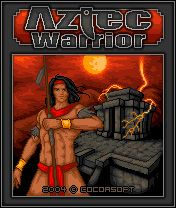 Download free mobile game: Aztek Warrior - download free games for mobile phone