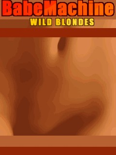 Download free mobile game: BabeMachine: Wild Blondes - download free games for mobile phone