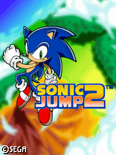 Mobile game Sonic jump 2 - screenshots. Gameplay Sonic jump 2