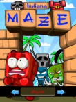 In addition to the  game for your phone, you can download Indiana Maze for free.