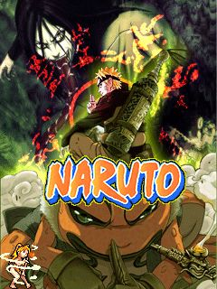 Mobile game Naruto - screenshots. Gameplay Naruto