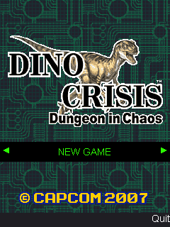 Mobile game Dino Crisis: Dungeon in Chaos - screenshots. Gameplay Dino Crisis: Dungeon in Chaos