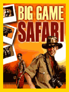 Download free mobile game: Big Game Safari - download free games for mobile phone