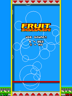 Download free mobile game: Fruit Squash - download free games for mobile phone