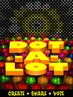 Mobile game Dot-a-Lot - screenshots. Gameplay Dot-a-Lot