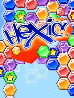 Mobile game Hexic - screenshots. Gameplay Hexic
