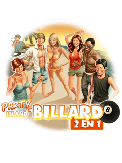 Download free mobile game: Party island: Billiard 2 in 1 - download free games for mobile phone
