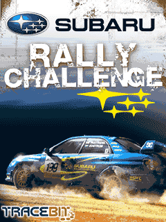 Download free mobile game: Subaru Rally Challenge - download free games for mobile phone