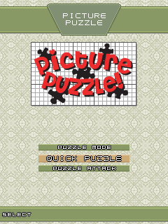 Mobile game Picture Puzzle - screenshots. Gameplay Picture Puzzle