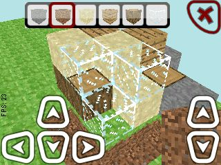 Mobile game Comcraft Pocket Edition - screenshots. Gameplay Comcraft Pocket Edition