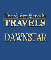 Mobile game The Elder Scrolls Travels: Dawnstar - screenshots. Gameplay The Elder Scrolls Travels: Dawnstar