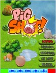 In addition to the free mobile game Pig Shot for C2-00 download other Nokia C2-00 games for free.