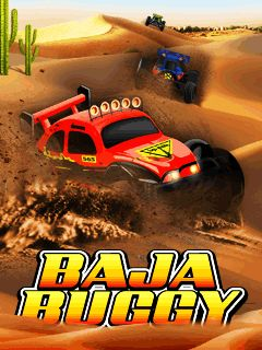 Download free mobile game: Baja Buggy - download free games for mobile phone