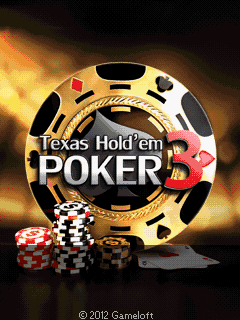 Mobile game Texas Hold'Em Poker 3 - screenshots. Gameplay Texas Hold'Em Poker 3