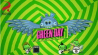 In addition to the  game for your phone, you can download Angry Birds: Green Day for free.