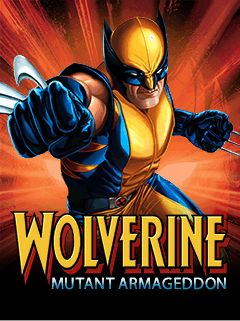 Download free mobile game: Wolverine: Mutant Armageddon - download free games for mobile phone