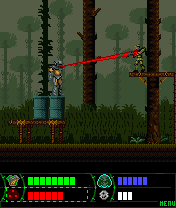 Mobile game Predator - screenshots. Gameplay Predator