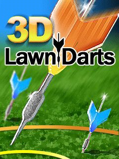 Download free mobile game: 3D Lawn Darts - download free games for mobile phone