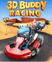 Download free mobile game: Buddy Racing 3D - download free games for mobile phone