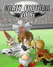 Download free mobile game: Сrazy football 2006 - download free games for mobile phone