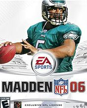 Download free mobile game: Madden NFL 2006 - download free games for mobile phone