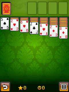 Mobile game 3 in 1 Card Games - screenshots. Gameplay 3 in 1 Card Games