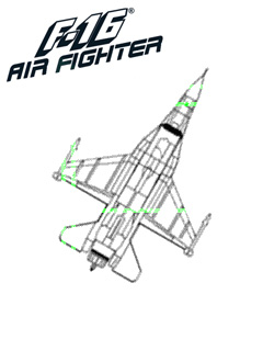 Mobile game F-16 Air Fighter - screenshots. Gameplay F-16 Air Fighter