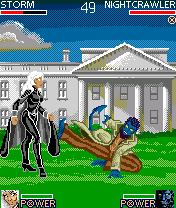 Mobile game X-Men 2: Battle - screenshots. Gameplay X-Men 2: Battle