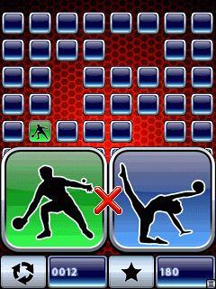 Mobile game Sports match - screenshots. Gameplay Sports match