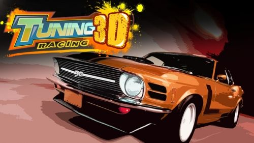 Mobile game Tuning 3D Racing - screenshots. Gameplay Tuning 3D Racing