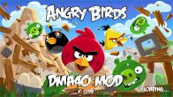 In addition to the  game for your phone, you can download Angry Birds Dma4o MOD for free.