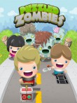 In addition to the  game for your phone, you can download Puzzled Zombies for free.
