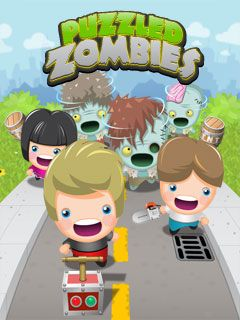 Download free mobile game: Puzzled Zombies - download free games for mobile phone