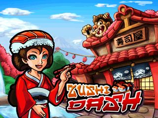 Download free mobile game: Zushi Dash - download free games for mobile phone