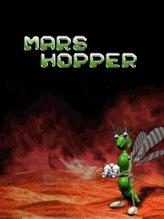 Download free mobile game: Mars Hopper - download free games for mobile phone