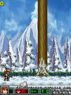 Mobile game Metal Gun 2012 - screenshots. Gameplay Metal Gun 2012