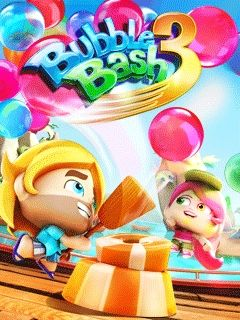 Mobile game Bubble Bash 3 - screenshots. Gameplay Bubble Bash 3