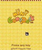 Mobile game Mini Gamepack - screenshots. Gameplay Mini Gamepack