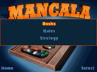 Mobile game Mancala - screenshots. Gameplay Mancala