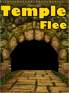 Download free mobile game: Temple Flee - download free games for mobile phone