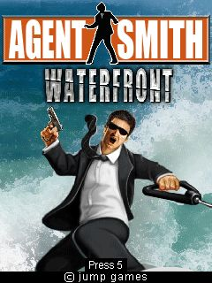 Download free mobile game: Agent Smith: Waterfront - download free games for mobile phone