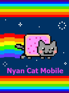 Mobile game Nyan Cat Mobile - screenshots. Gameplay Nyan Cat Mobile