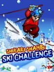 In addition to the free mobile game Shikari Shambu Ski Challenge for 6110 Navigator download other Nokia 6110 Navigator games for free.