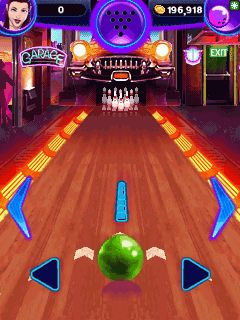Mobile game Midnight Bowling 3 - screenshots. Gameplay Midnight Bowling 3