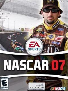Download free mobile game: Nascar 07 - download free games for mobile phone