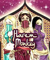 Mobile game Harem Monkey - screenshots. Gameplay Harem Monkey