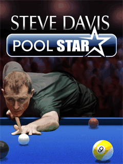 Download free mobile game: Steve Davis Pool Star - download free games for mobile phone